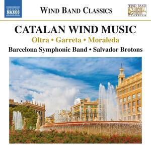 Catalan Wind Music - CD Audio di Orchestra Sinfonica di Barcellona