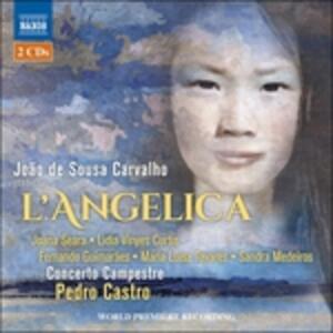 L'Angelica - CD Audio di Joao de Sousa Carvalho