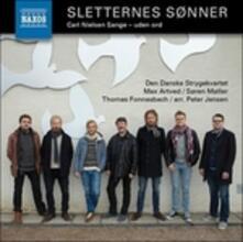 Sletternes Sønner - Oboe Music, Carl Nielsen Sange - CD Audio