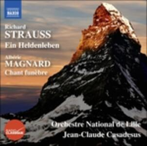Vita d'eroe op.40 - CD Audio di Richard Strauss