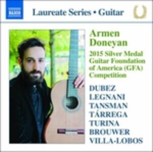 Guitar Recital - CD Audio