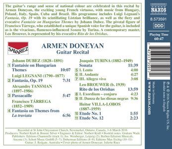 Guitar Recital - CD Audio - 2