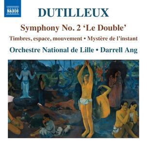 Sinfonia n.2 - CD Audio di Henri Dutilleux,Orchestre National de Lille