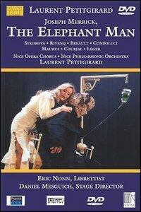 Laurent Petitgirard. Joseph Merrick. The Elephant Man - DVD
