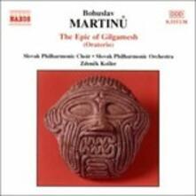 Il poema di Gilgamesh - CD Audio di Bohuslav Martinu