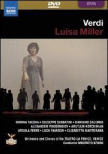 Giuseppe Verdi. Luisa Miller (2 DVD) di Arnaud Bernard - DVD