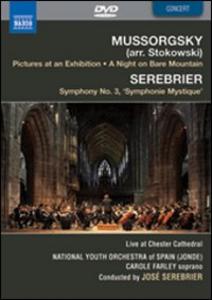 Film Modest Mussorgsky: Pictures at an Exhibition; José Serebrier: Symphony No. 3