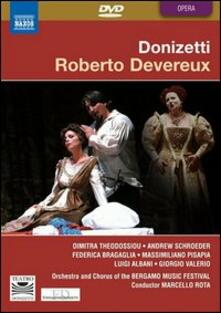 Gaetano Donizetti. Roberto Devereux (DVD) - DVD di Gaetano Donizetti,Marcello Rota