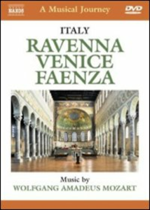 Film Wolfgang Amadeus Mozart. A Musical Journey. Ravenna, Faenza e Venezia