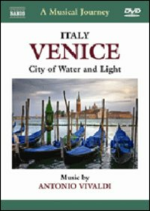 Film A Musical Journey. Venice. City of Water and Light