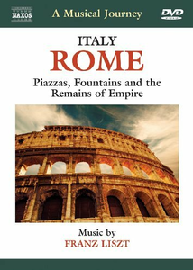 Film Franz Liszt. A Musical Journey. Roma
