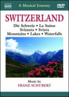 A Musical Journey. Switzerland. Mountains, Lakes & Waterfalls - DVD