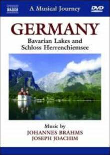 A Musical Journey. Germany. Bavarian Lakes and Schloss Herremchiemsee (DVD) - DVD