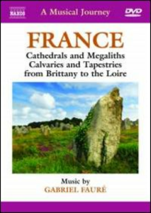 Film A Musical Journey. France. Cathedrals and Megaliths, Calvaries...
