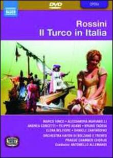 Gioacchino Rossini. Il turco in Italia di Guido De Monticelli - DVD