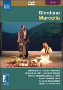 Marcella (DVD) - DVD di Umberto Giordano