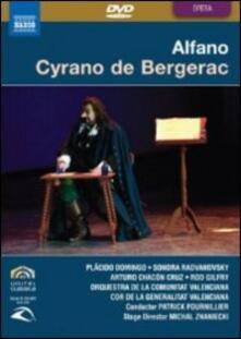 Franco Alfano. Cyrano de Bergerac (DVD) - DVD di Placido Domingo,Franco Alfano