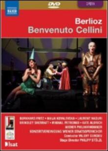 Hector Berlioz. Benvenuto Cellini (DVD) - DVD di Hector Berlioz,Bukhard Fritz