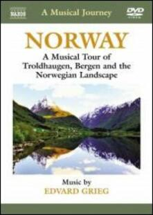 A Musical Journey. Norway. A Musical Tour of Troldhaugen, Bergen and the Norwegian - DVD
