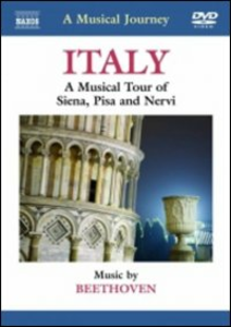 Film A Musical Journey. Italy. A Musical Tour of Siena, Pisa e Nervi