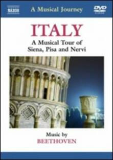 A Musical Journey. Italy. A Musical Tour of Siena, Pisa e Nervi - DVD