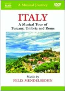 A Musical Journey. Italy. A Musical Tour of Tuscany, Umbria and Rome - DVD