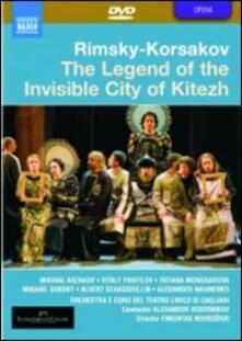 Nikolai Rimsky-Korsakov. The Legend of the Invisible City of Kitezh (2 DVD) di Eimuntas Nekrosius - DVD
