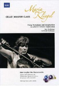 Maria Kliegel Cello Master Class (2 DVD) - DVD