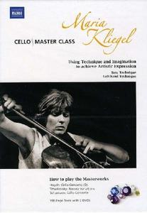 Film Maria Kliegel Cello Master Class