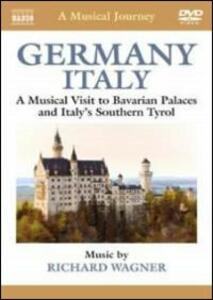 A Musical Journey. Germany Italy. A Musical Visit to Bavarian Palaces - DVD