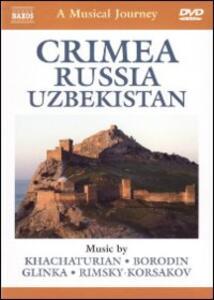 A Musical Journey: Crimea, Russia & Uzbekistan - DVD