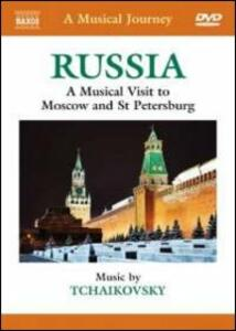 A Musical Journey: Russia - DVD