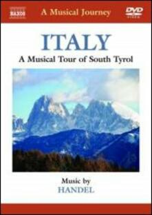 A Musical Journey. Italy. A Musical Tour of South Tyrol (DVD) - DVD
