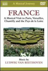 A Music Journey: France, Versailles, Chantilly - DVD