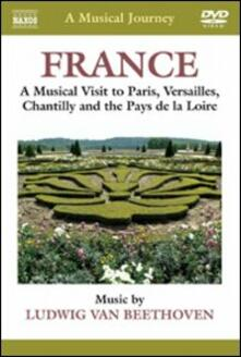 A Music Journey: France, Versailles, Chantilly (DVD) - DVD