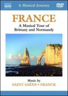 A Musical Journey: France. A Musical Tour of Brittany and Normandy (DVD) - DVD