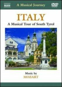 A Musical Journey. Italy. A Musical Tour of South Tyrol - DVD