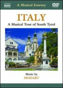 Film A Musical Journey. Italy. A Musical Tour of South Tyrol