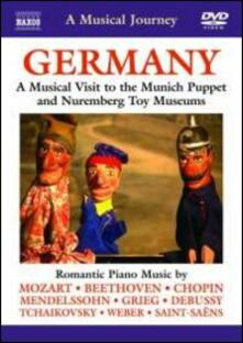 A Musical Journey. Germany - DVD