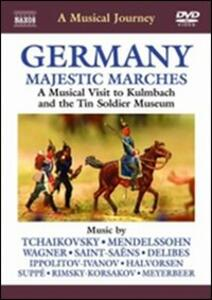 A Musical Journey. Germany. Majestic Marches - DVD