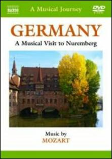 A Musical Journey: Germany. A Musical Visit to Nuremberg (DVD) - DVD