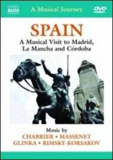 A Musical Journey. Spain - DVD