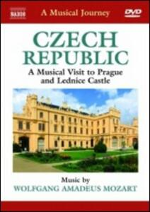 A Musical Journey. Czech Republic. A Musical Visit to Prague and Lednice Castle - DVD