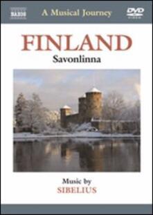 A Musical Journey. Finlans. Savonlinna - DVD