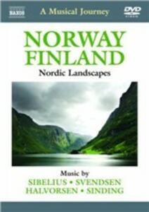 A Musical Journey. Norway, Finland - DVD