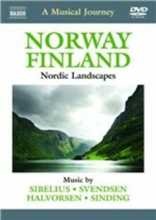 A Musical Journey. Norway, Finland (DVD) - DVD