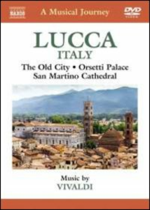 Film A Musical Journey. Lucca, Italy