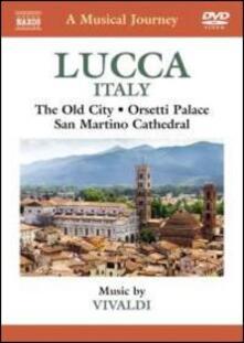 A Musical Journey. Lucca, Italy (DVD) - DVD di Antonio Vivaldi