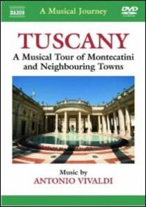 A Musical Journey. Tuscany. A Musical Tour of Montecatini and Neighbouring Towns - DVD