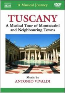 A Musical Journey. Tuscany. A Musical Tour of Montecatini and Neighbouring Towns (DVD) - DVD